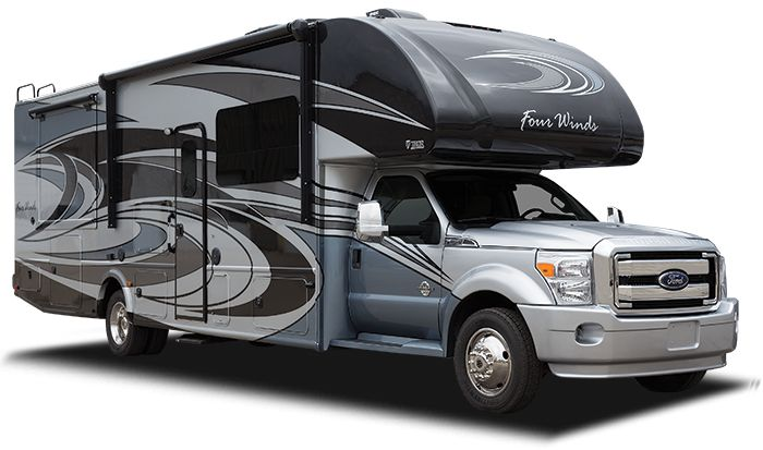 Four Winds Super C Motorhomes from Thor Motor Coach