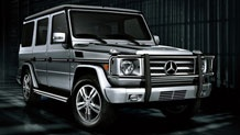 G wagon...the ultimate Mommy car...no one would mess with you in the carpool line in this monster...want it so bad!!