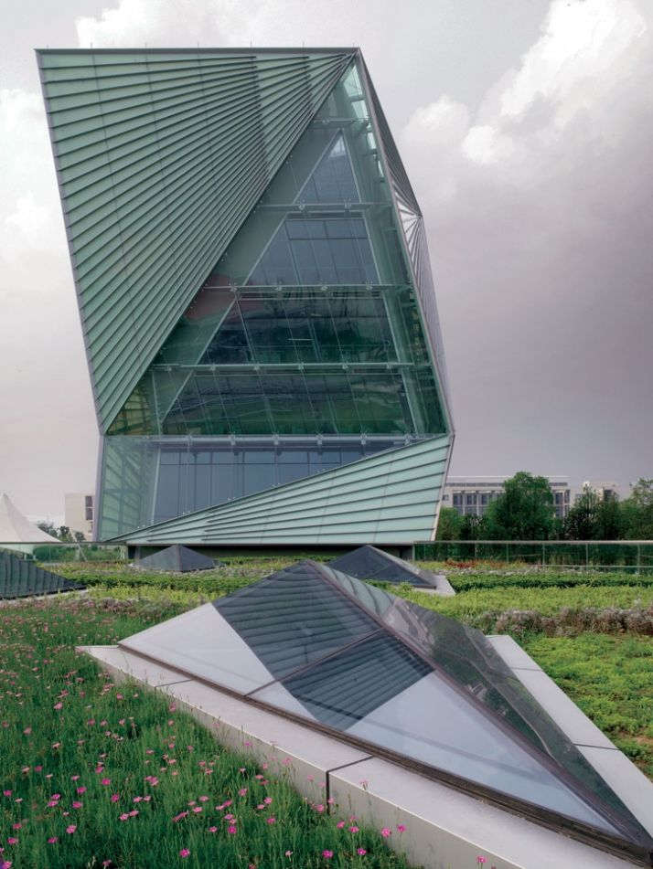 Centre for Sustainable Energy Technologies by MC Architects | Yatzer