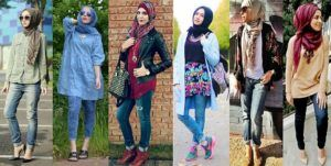 Tips Memilih Busana Muslim Trendy Sesuai Dengan Warna Kulit