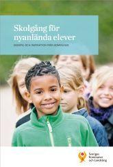 Nytt inspirationsmaterial - Skolgång för nyanlända elever - Nationellt centrum för svenska som andraspråk