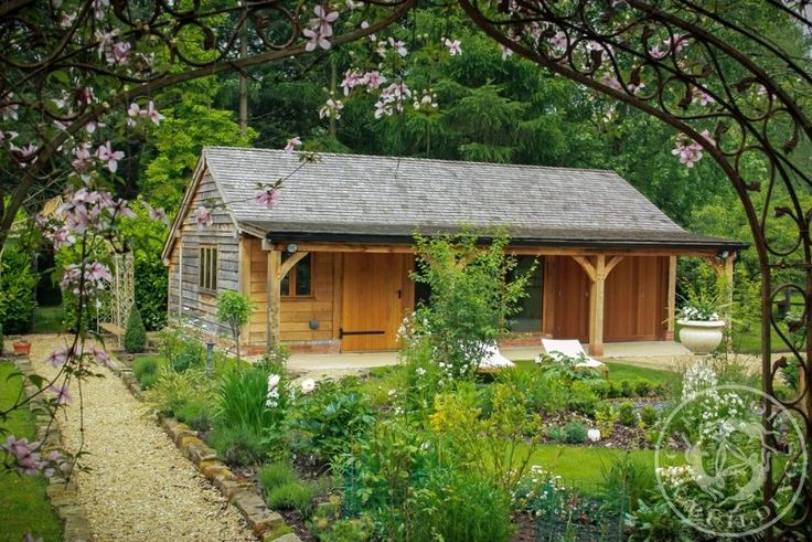 1000 Images About Home Offices Annexes Summerhouses On