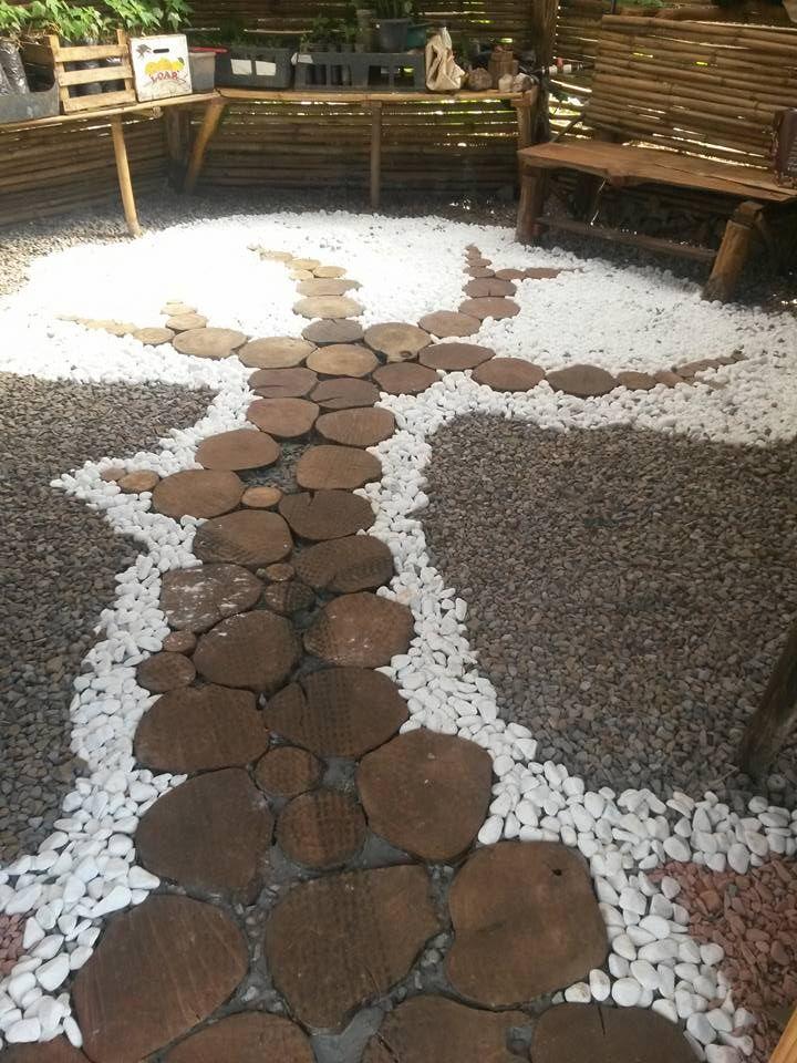 M s de 1000 ideas sobre piso de piedras en pinterest - Mosaico de madera ...
