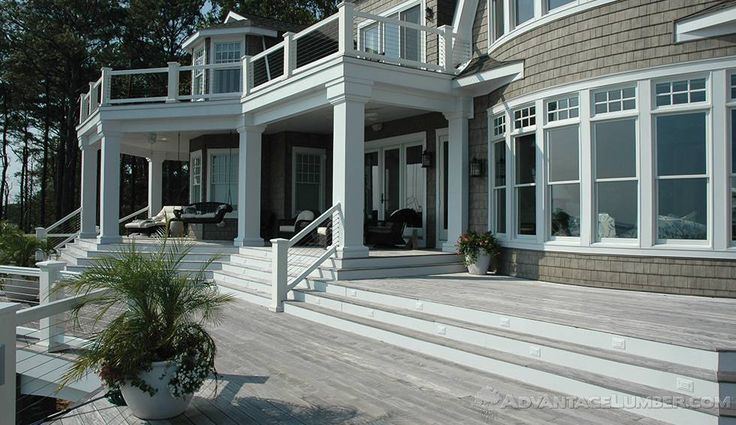 ipe decking weathered