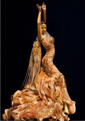La pasión por el flamenco según Cecilia Gómez, bailaora | Arte Joven creacionjoven.com