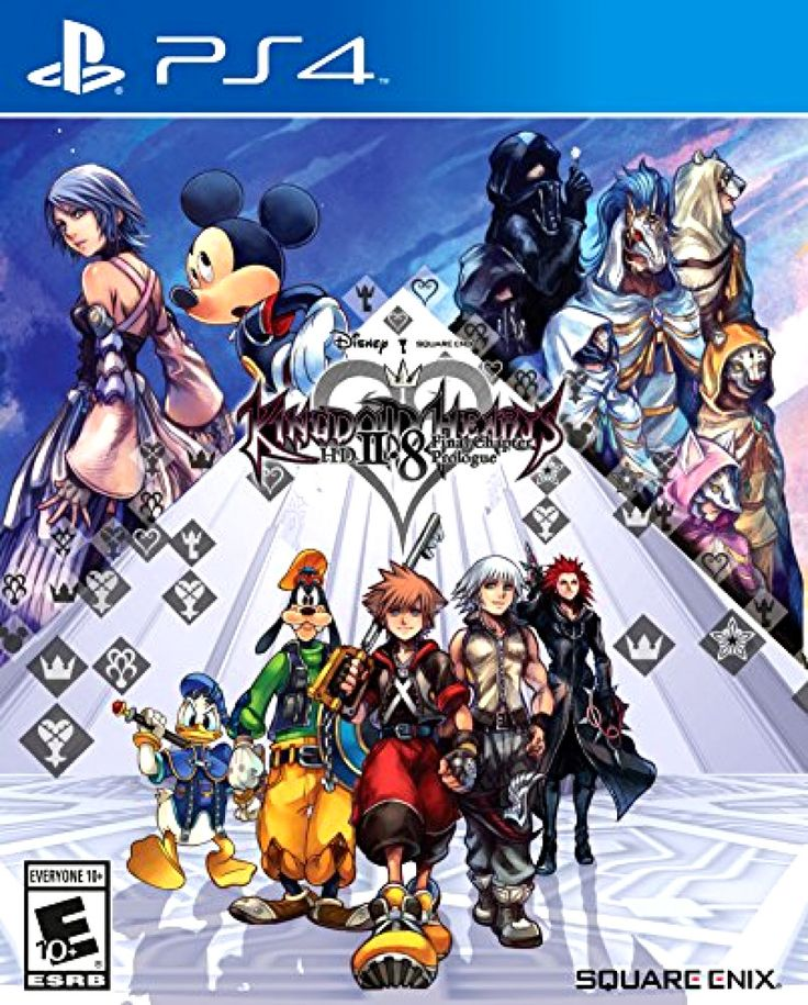 Kingdom Hearts HD 2.8 Final Chapter Prologue -PlayStation 4 New Ps4 Games Sealed 662248917788 | eBay