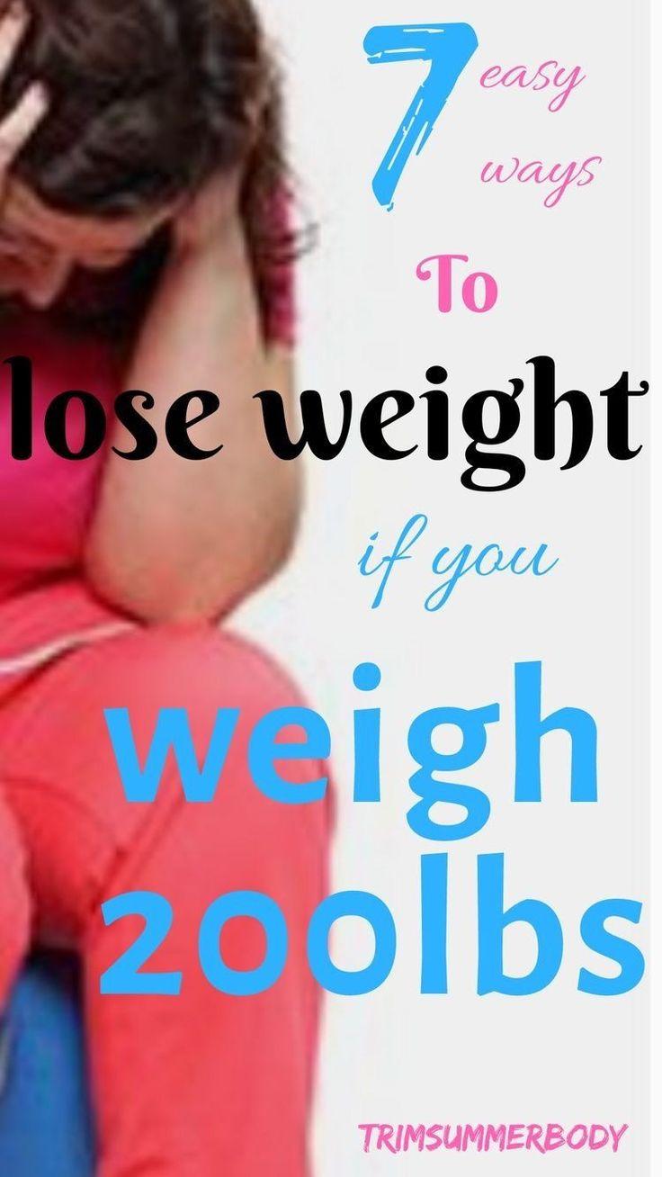 Wie man Gewicht verliert, wenn man 200 Pfund oder mehr wiegt … Tipps zum Abnehmen für Frauen   – Gewichtsverlust Tipps