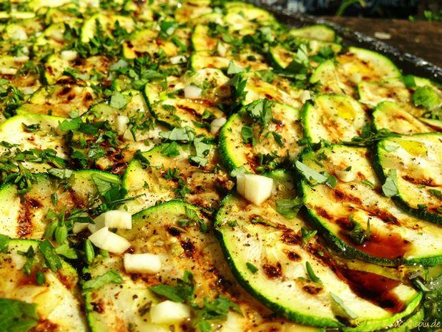 Antipasti Zucchini