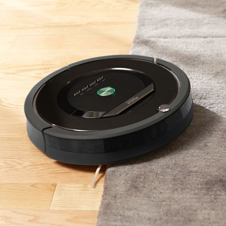 The Superior Suction Dirt Detecting Robotic Vacuum - The Roomba 880 analyzes the dimensions of a room, determines the optimal cleaning path, and autonomously cleans the floor while navigating around furniture and stairs. - Hammacher Schlemmer