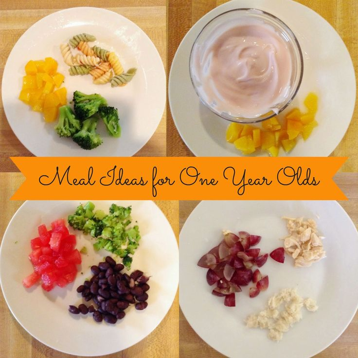 11 Best Images About Food Ideas For One Year Olds On Pinterest Kids Meals