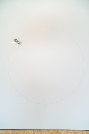 Liliana Porter, Untitled (Circle Mural) II, 1973-1974