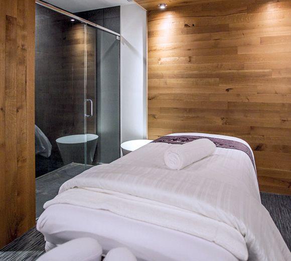 LEMAYMICHAUD | Quebec | Architecture | Interior Design | Spa | Relaxation | Lighting | Wood