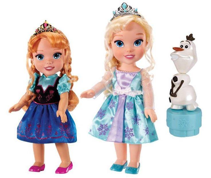 Jakks Pacific Jakks Pacific, Набор Дисней Холодное сердце принцессы  Эльза и Анна