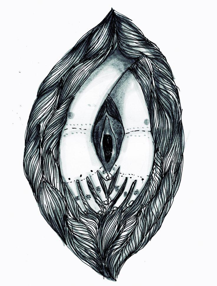 https://flic.kr/p/y4wdFq | Sin título | Mi colaboración pára el numero actual -   Fanzine Autopsia, desplazamiento de lo genital . para Laboratorio de Escritura Erótica