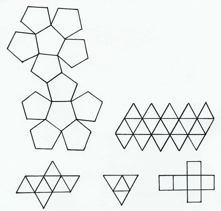 The 124 best geometrie images on Pinterest | Geometric designs ...