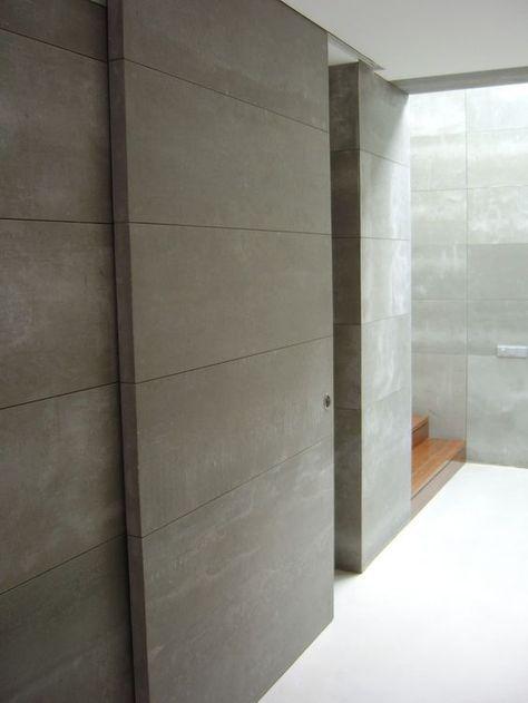 Viroc - cement wood board Pfc Pinterest Textura, Espacios y - paredes de cemento