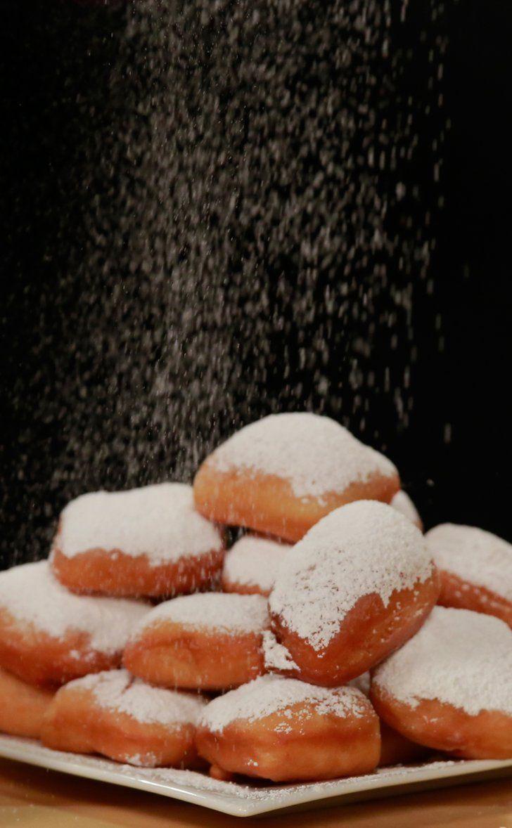 Homemade Beignets à la Cafe du Monde