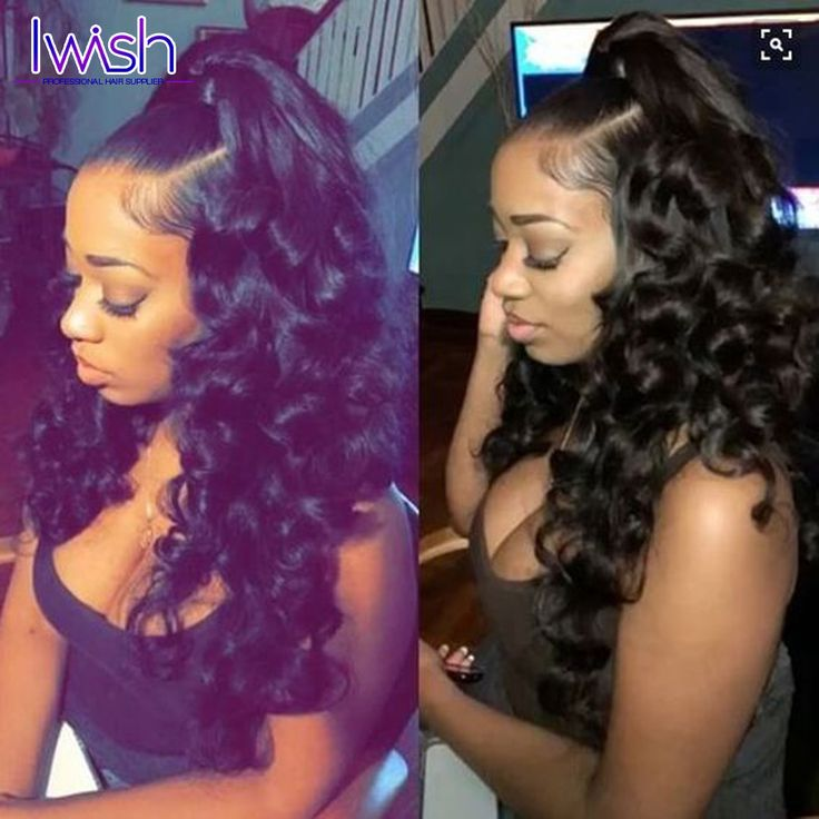 Brazilian Loose Wave Virgin Hair 4 Bundles 7A Brazilian Hair Weave Bundles Iwish Hair Wet And Wavy Curly Weave Human Hair