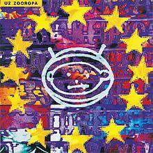 U2 - Zooropa (1993)  Album