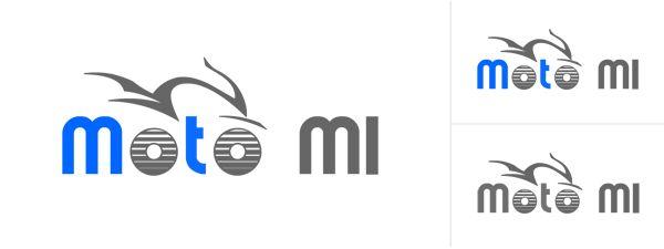 Logo design per Moto MI