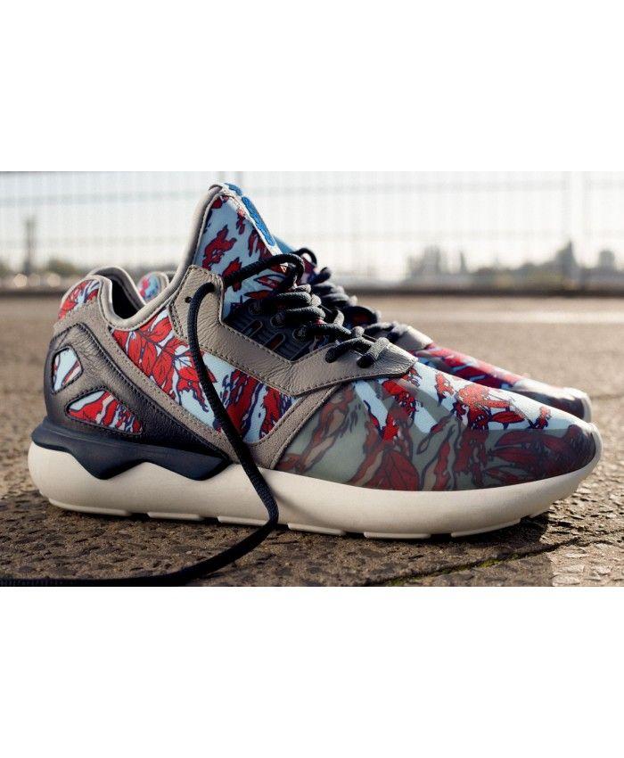 Adidas Originals Tubular Runner Hawaii Camo Shoes