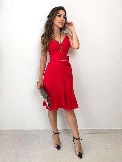 93bcbc2c2 Conjunto Red Tamara | Sexy things em 2019 | Roupas femininas, Looks ...