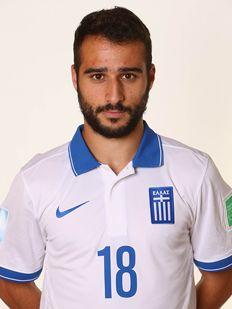 2014 FIFA World Cup™ - Ioannis FETFATZIDIS - FIFA.com