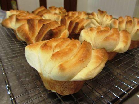 recipe for fan tan dinner rolls