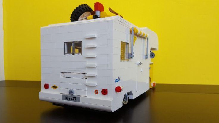 Lego Bulli Camper 10220_1 | marco piccolo | Flickr