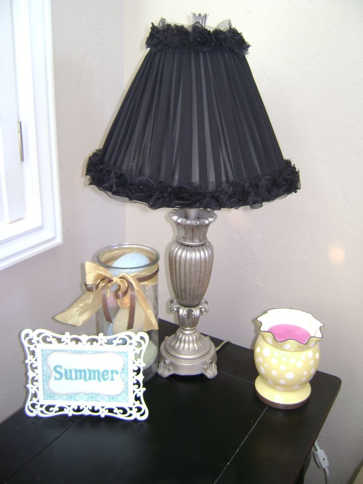 1000 Images About Lamp Shade Redo Ideas On Pinterest