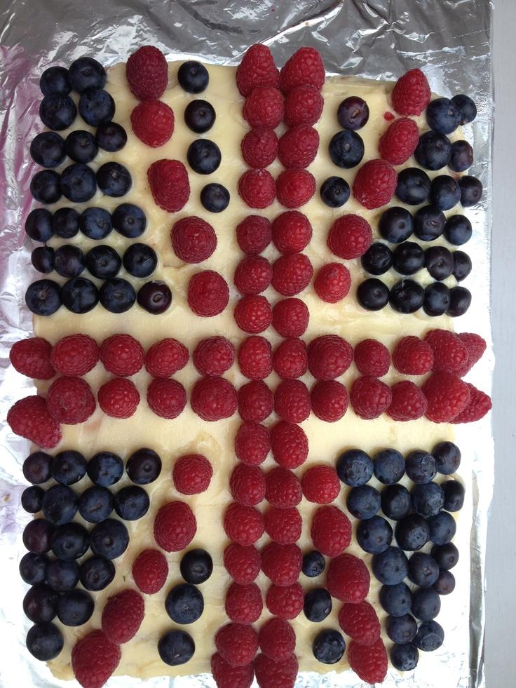 Jubilee cake