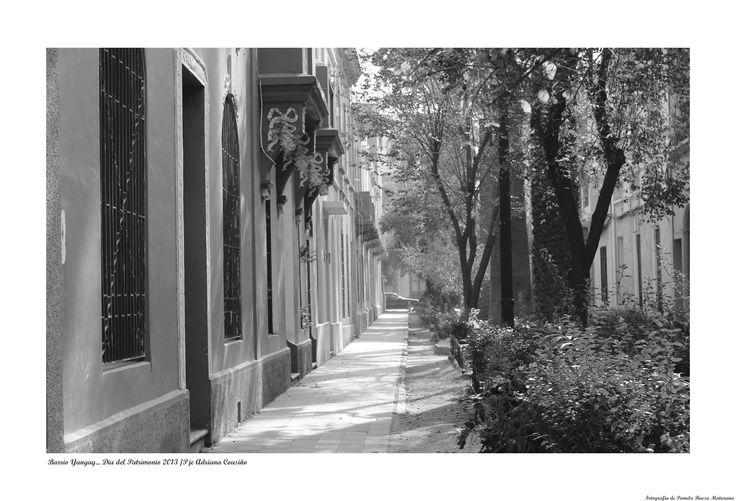 Pasaje Adriana Cousiño /Barrio Yugay