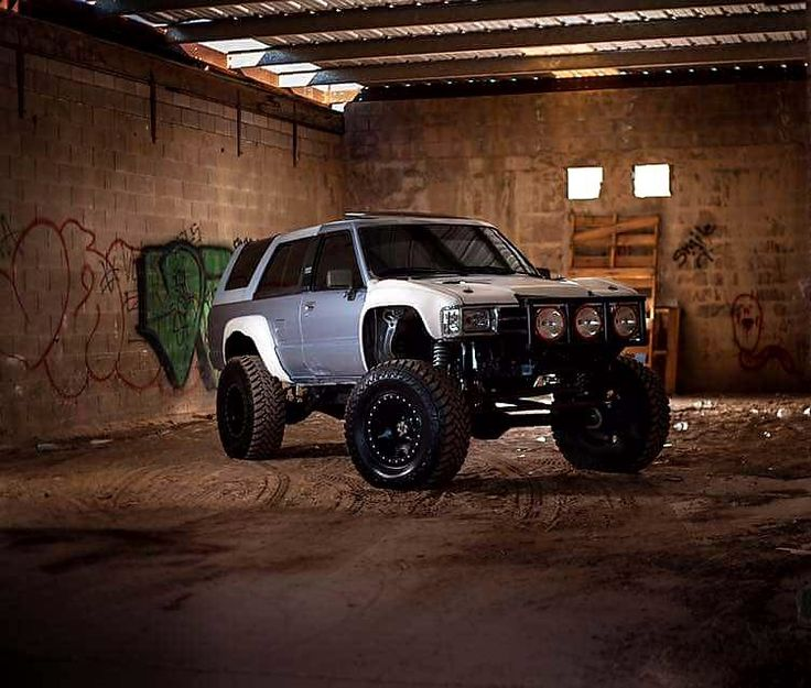 An Off Road Suspension Company