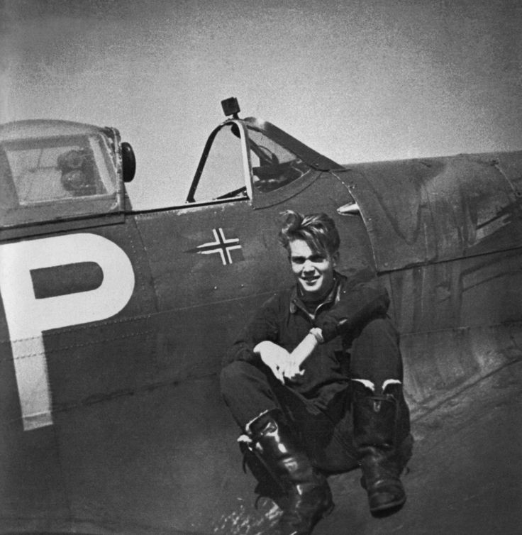 Marius Eriksen, 332 Squadron. One of the Norwegians best pilot, if not THE best pilot. He was shot down in 1943 and remained POW until the end of the war. He passed way in 2009.