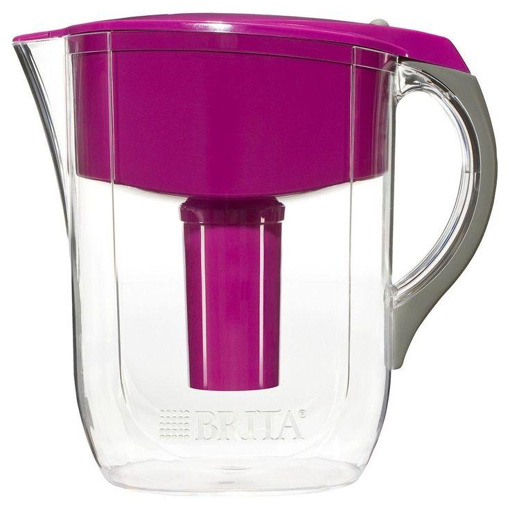 Brita Grand 10 Cup Water Pitcher - Violet (Purple)