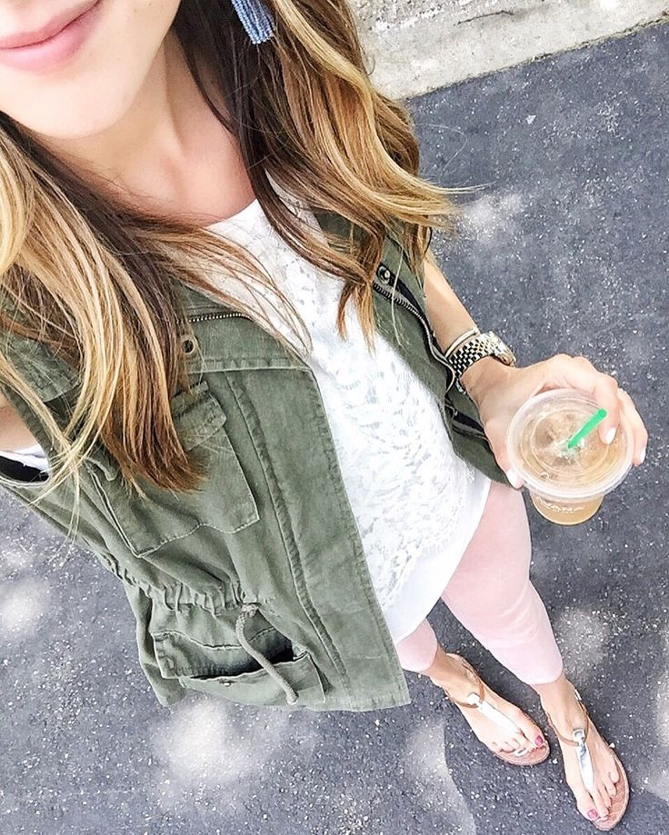 Utility Vest Outfit.    The Styled Press - A Personal Style, Beauty and Lifestyle Blog