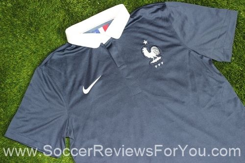 France 2014 Home Jersey Review