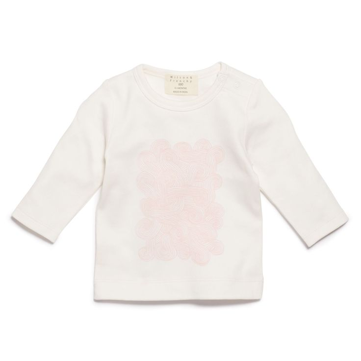 Oh my! A beautiful pink storm top, pair with leggings or over all in ones.   #wilsonandfrenchy #babystyle #babygirl #newborn #baby #fashion #unisex #babylove #perfectbabies  #unisexbabyclothes  #newmum #babygift #babyshower #australiandesign #shopbaby #mumsunite #babylove #magicofchildhood #little