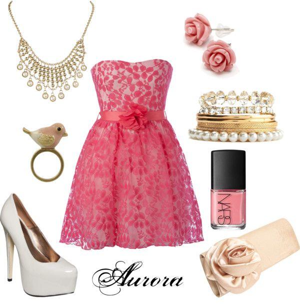 #Disney #Princess #Aurora #outfit