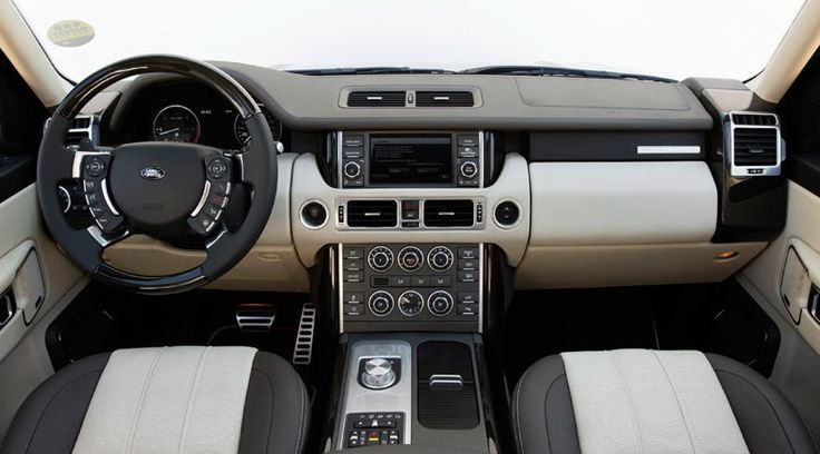 Range Rover 4.4 TDV8 (2011) review by CAR Magazine