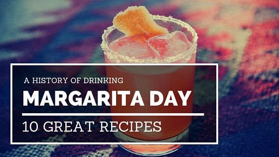 Looking for something to salt more than just your walkway? Well, you're in luck, because February 22 isNational Margarita Day!