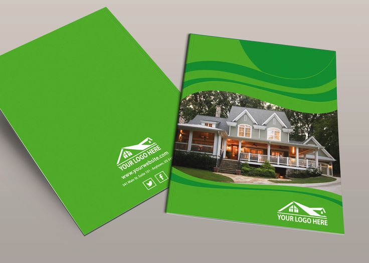 17 best images about real estate folders on pinterest for Keller williams presentation folders