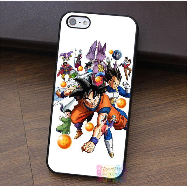 best service 92c22 1c080 Dragon Ball iPhone Case (10 Design) in 2019 | Dragon Ball Phone Case ...