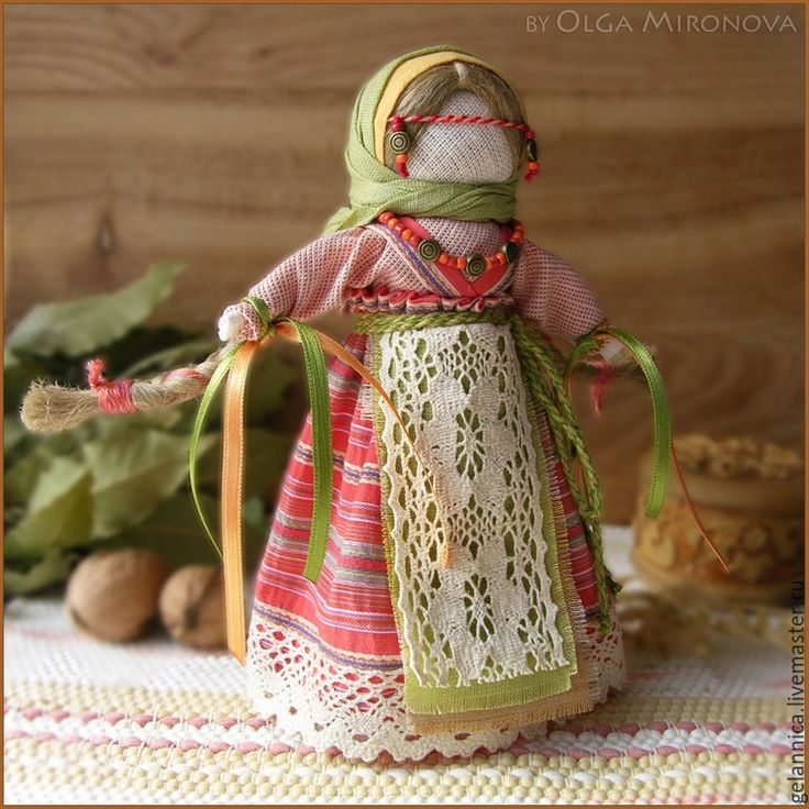Мастер-класс по созданию народной куклы Желанницы - Ярмарка Мастеров - ручная работа, handmade