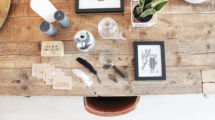 Maak van je huis een lekker warm thuis met sfeervolle accesoires.