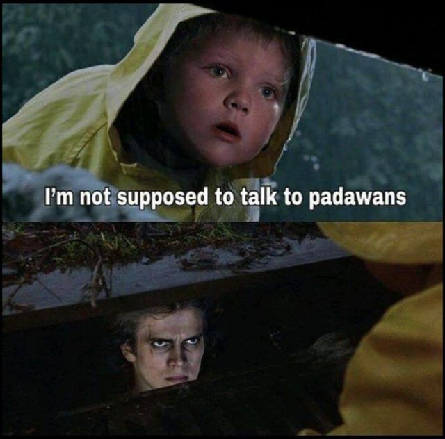 47 Fresh Memes For Today 116 Funnyfoto Star Wars Humor Star Wars Jokes Star Wars Memes