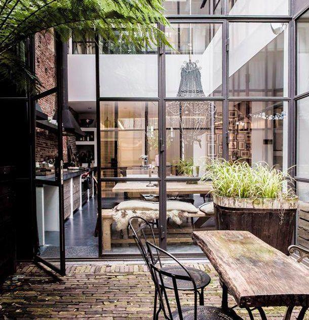 le jardin Utrecht - restaurant and flower shop