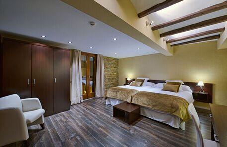 habitaciones Hotel Cotori