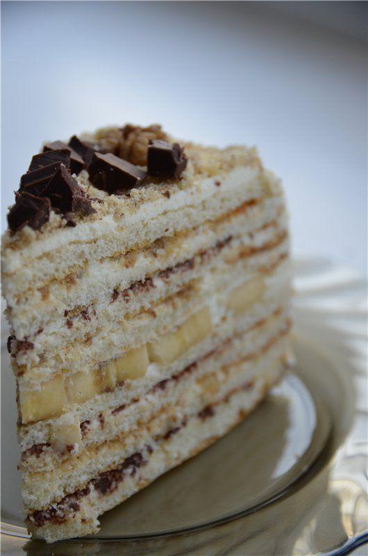 648. Торт «Milchmädchen» («Молочная девочка»)
