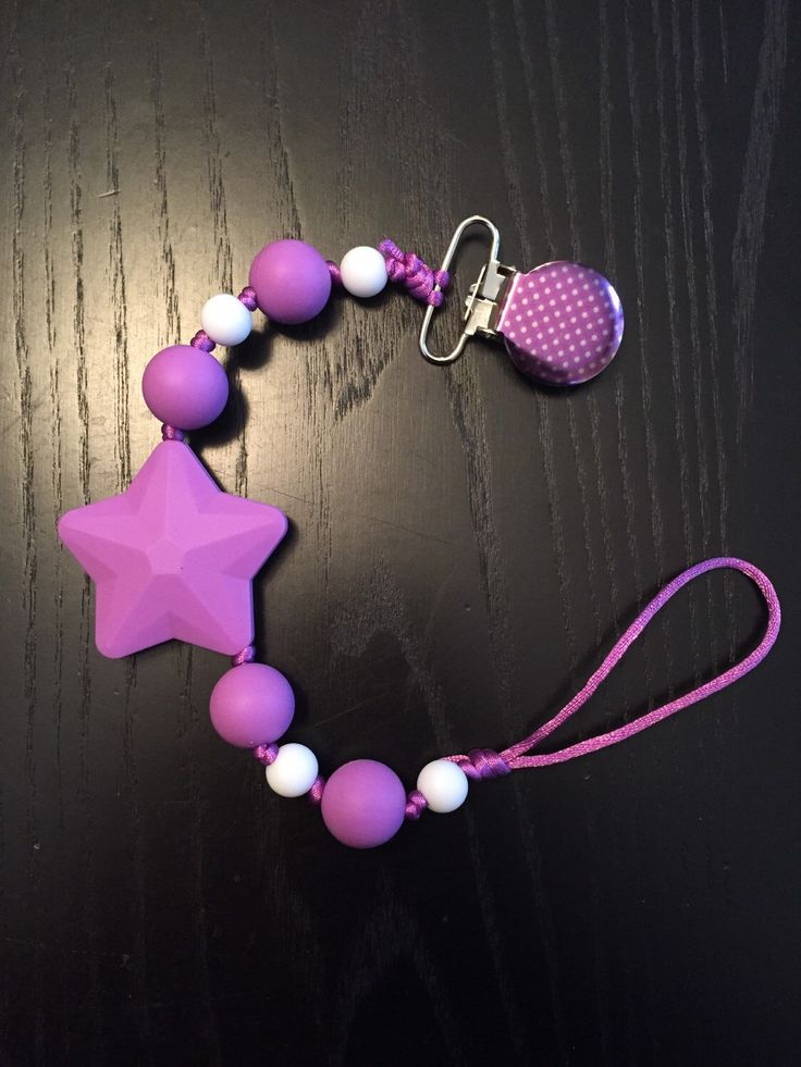Baby Star Teething Pacifier Clip // Baby Shower Gift // SAFE to chew on Silicone Teething Clip BPA Free for teething by TrendyMommyandBaby on Etsy https://www.etsy.com/listing/248750562/baby-star-teething-pacifier-clip-baby